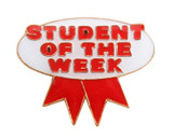 Student of the Week Lapel Pin (2 Color Options)