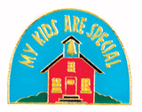 MY KIDS ARE SPECIAL Lapel Pin