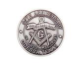 50th Anniversary Odessa, Texas Coin
