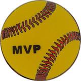 Softball - MVP Lapel Pin