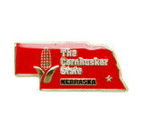 Nebraska State Lapel Pin