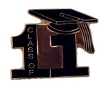 Class of 2011 Lapel Pin (6 Color Options)