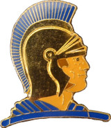 Spartan Lapel Pin