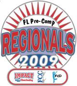 Regionals 2009 Florida Pre-Comp