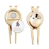 More Than Gold Golf Repair Tool & Magnetic Ball Mark