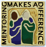 Mentoring Makes a Difference Lapel Pin
