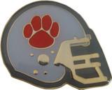 Football Helmet (Red) Lapel Pin
