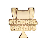 Regional Champs Lapel Pin