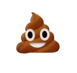 Poop Emoji Lapel Pin