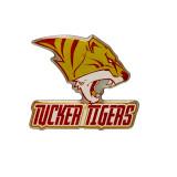 Tucker Tigers Lapel Pin