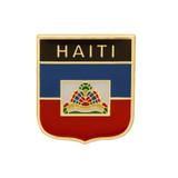 Haiti Lapel Pin