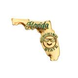 Florida Sunshine Pin