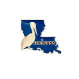 Louisiana State Lapel Pin (New)
