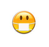 Emoji Face Mask (EMJ-118)