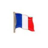France (French Flag) Lapel Pin