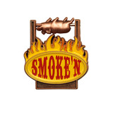 Smoke'n BBQ Spinner Pin