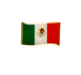 Mexican Flag Pin
