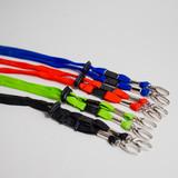 Multicolor (4 Pack) Adjustable Mask Lanyards