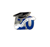 Class of 2020 with TP Lapel Pin (5 Color Options)