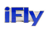 iFly Lapel Pin (6 Color Options)