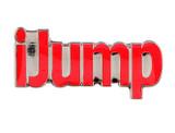 iJump Lapel Pin (7 Color Options)