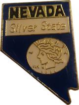 Nevada State Lapel Pin