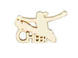 CHEER Lapel Pin (2 Color Options)