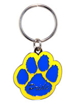 Paw Pride Key Ring (4 Color Options)