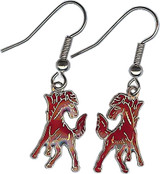 Mustang Earrings (3 Color Options)