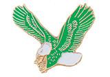 Eagle (3 Color Options) Lapel Pin