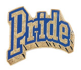Pride (3 Color Options) Lapel Pin