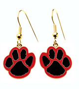 Paw Earrings (13 Color Options)