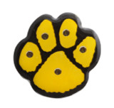 "PAW-LIGHT 1"" (5 Color Options) Lapel Pin"