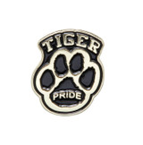 Tiger Paw Pride Pin (6 Color Options)