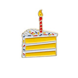 Birthday Cake Slice Pin (2 Options)