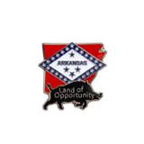 Arkansas State Pin