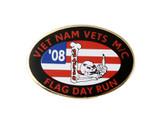 Viet Nam Vets Flag Day Run 2008