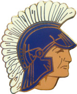 Spartan II Lapel Pin