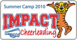 IMPACT Cheerleading 2010 Summer Camps