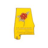Alabama State Lapel Pin