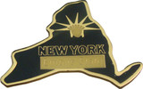 New York State Lapel Pin