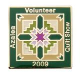Azalea Quilt Show 2009 Volunteer