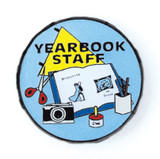 Yearbook Staff Lapel Pin