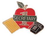 Secretary Lapel Pin