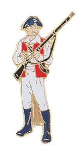 Patriot/Minuteman Lapel Pin