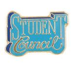 Student Council Lapel Pin