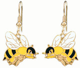 Hornet Earrings