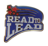 Read To Lead Lapel Pin