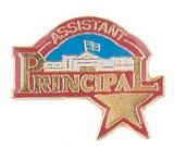 Assistant Principal Lapel Pin