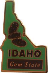 Idaho State Lapel Pin